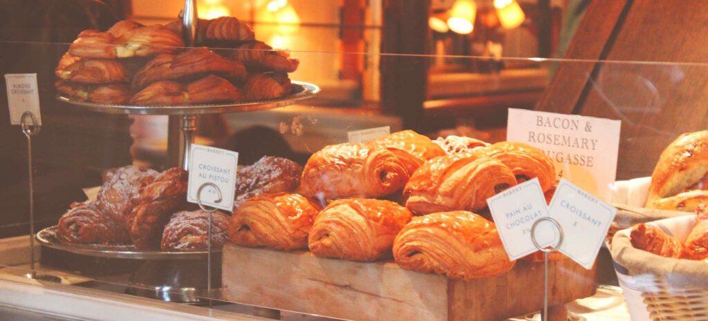 Viennoiseries fait maison pour les petits déjeuners en famille ou en entreprise